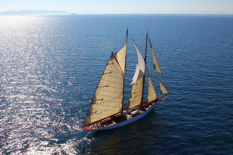 Sailing Yacht Aello