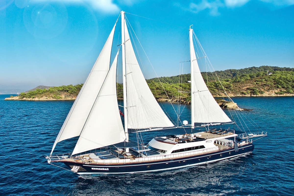 Sailing Yacht MASKE 2