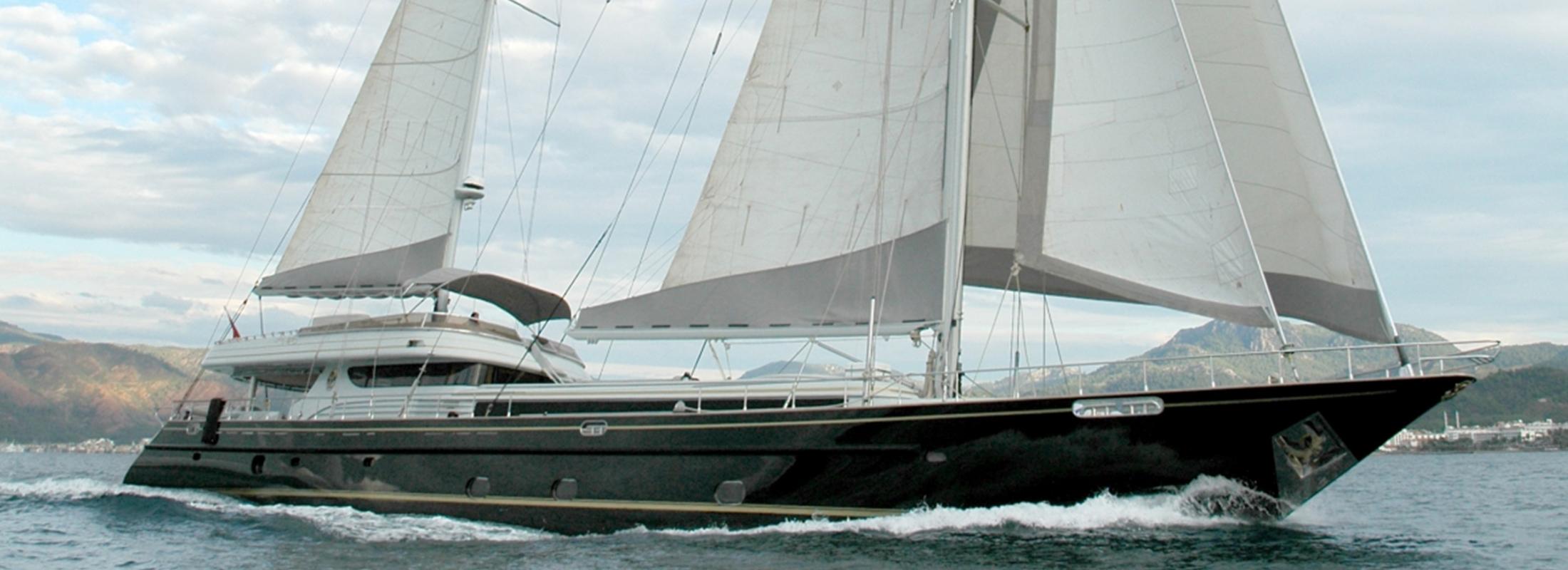 Suheyla Sultan Sailing Yacht For Charter