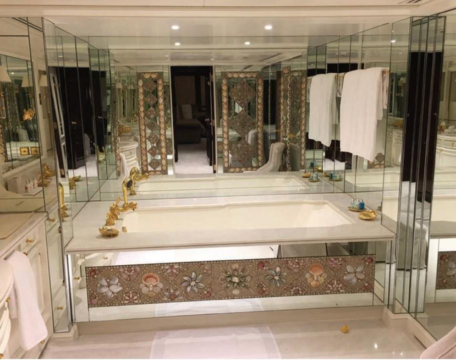 Sumptuous Bathroom And Bath