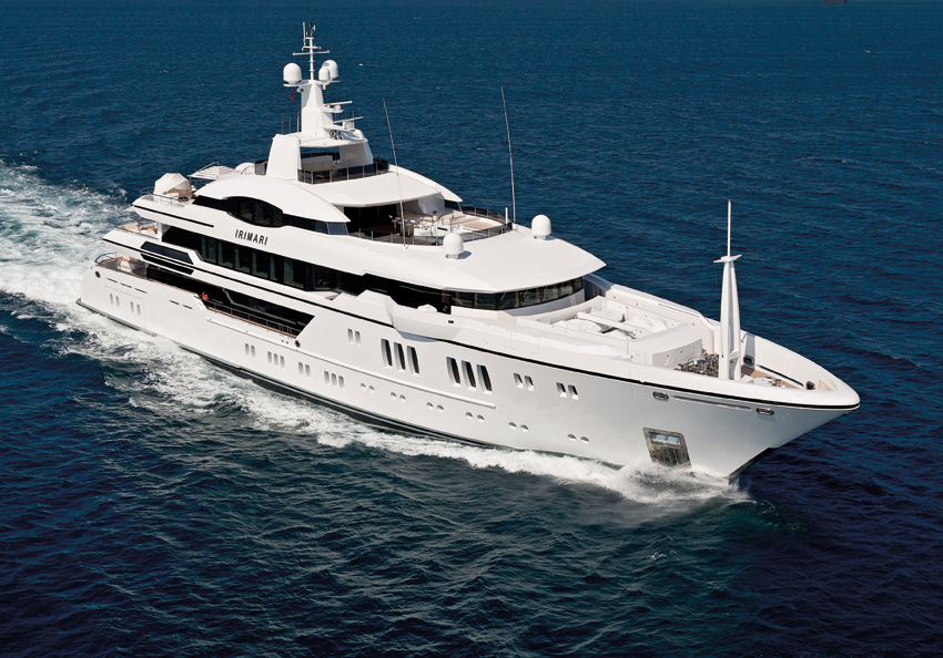 Sunrise Yachts IRIMARI Of 63m