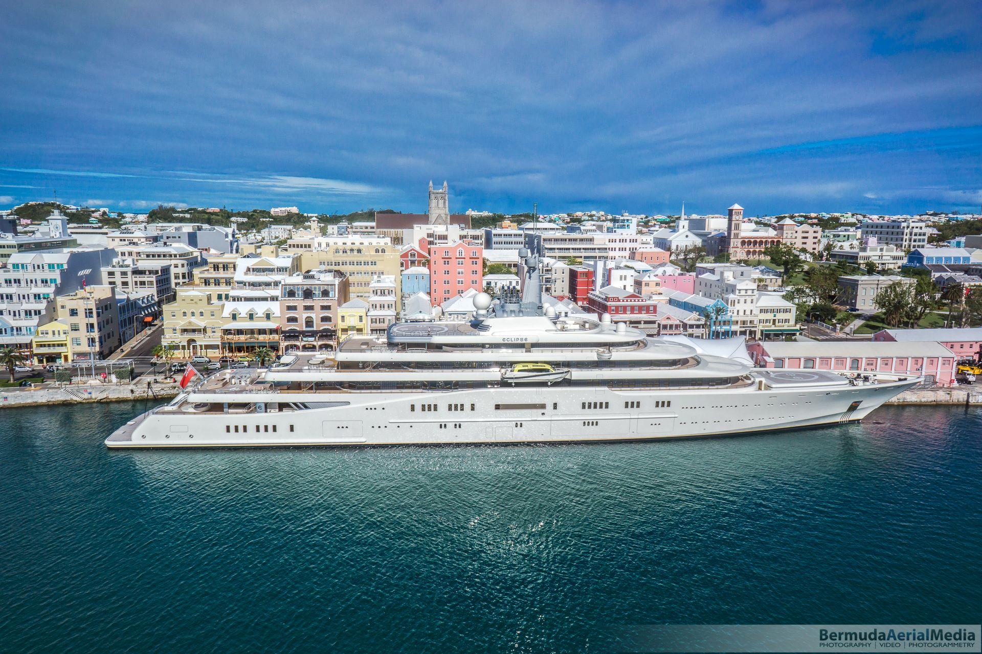 Yacht ECLIPSE -