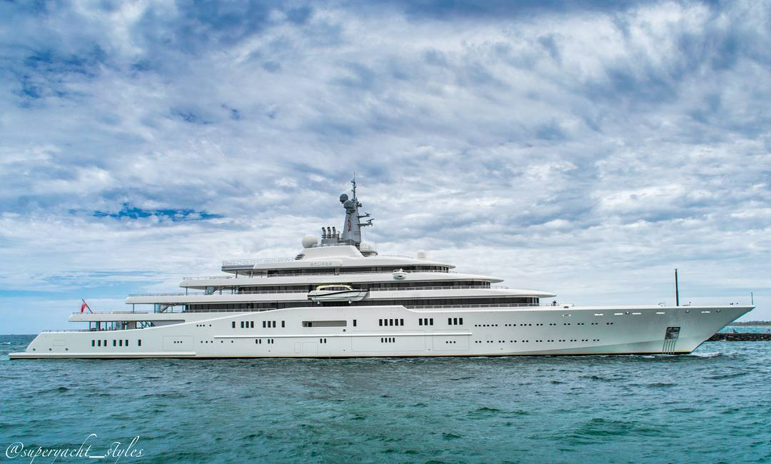 Yacht ECLIPSE In Fort Lauderdale