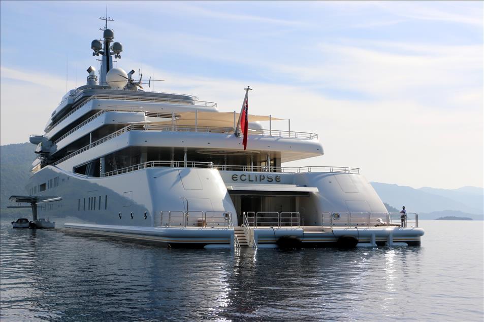 Eclipse Yacht Turkey