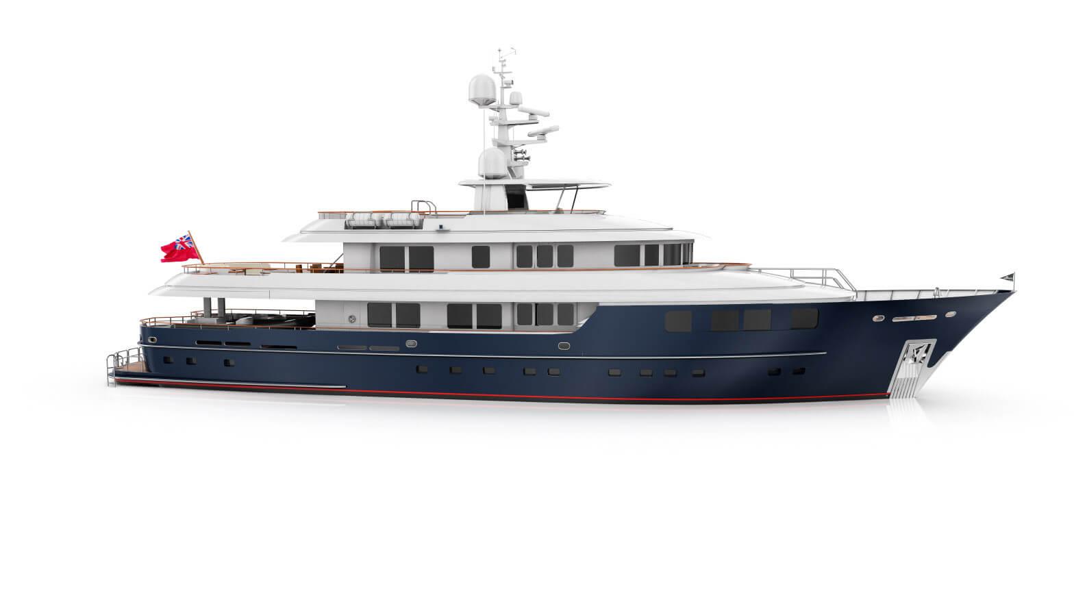 Superyacht Ocean's Seven