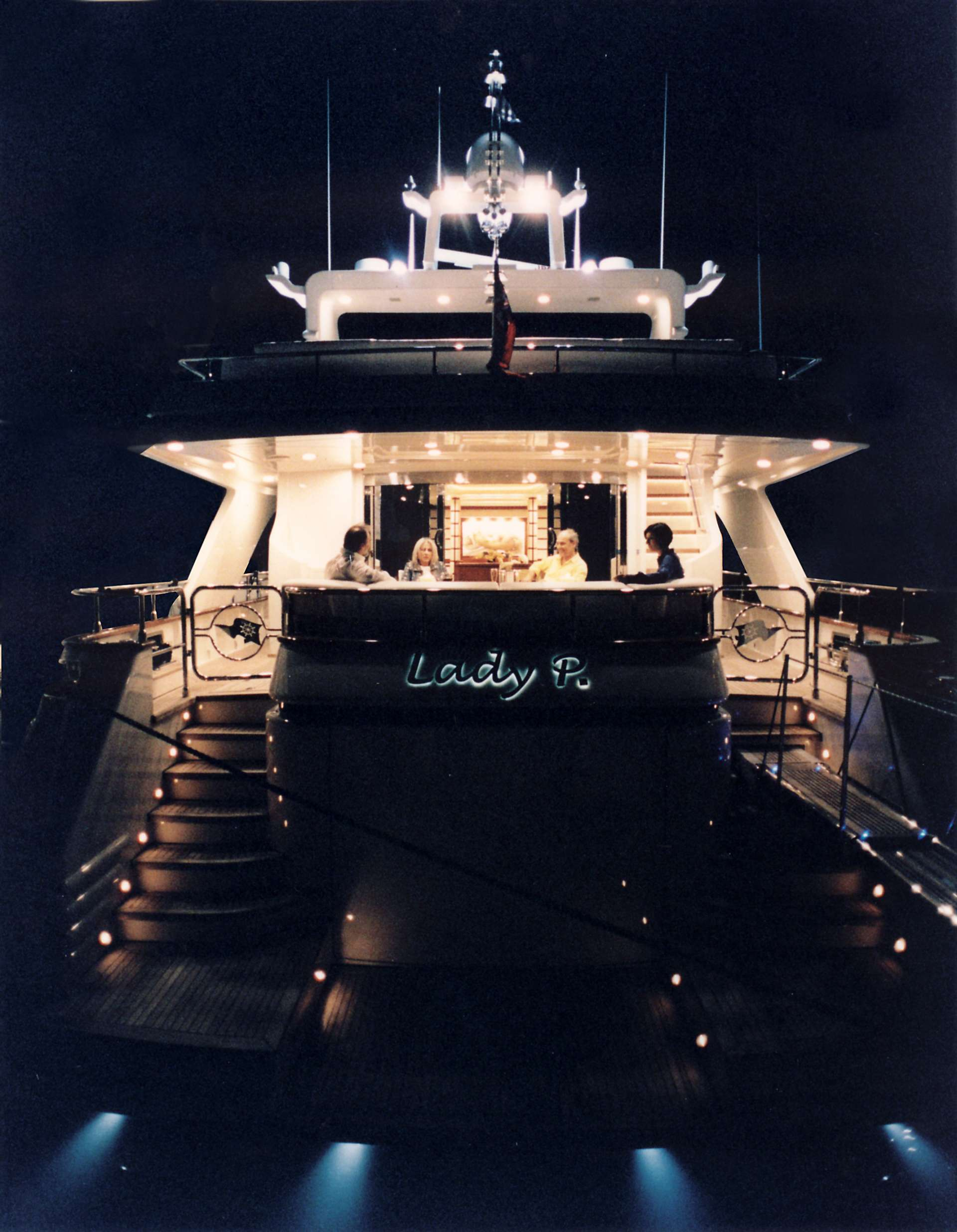 Stern By Night