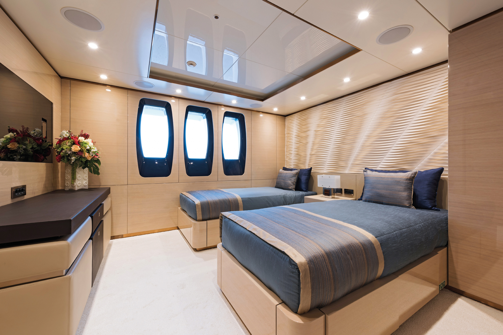 Twin Cabin Suite