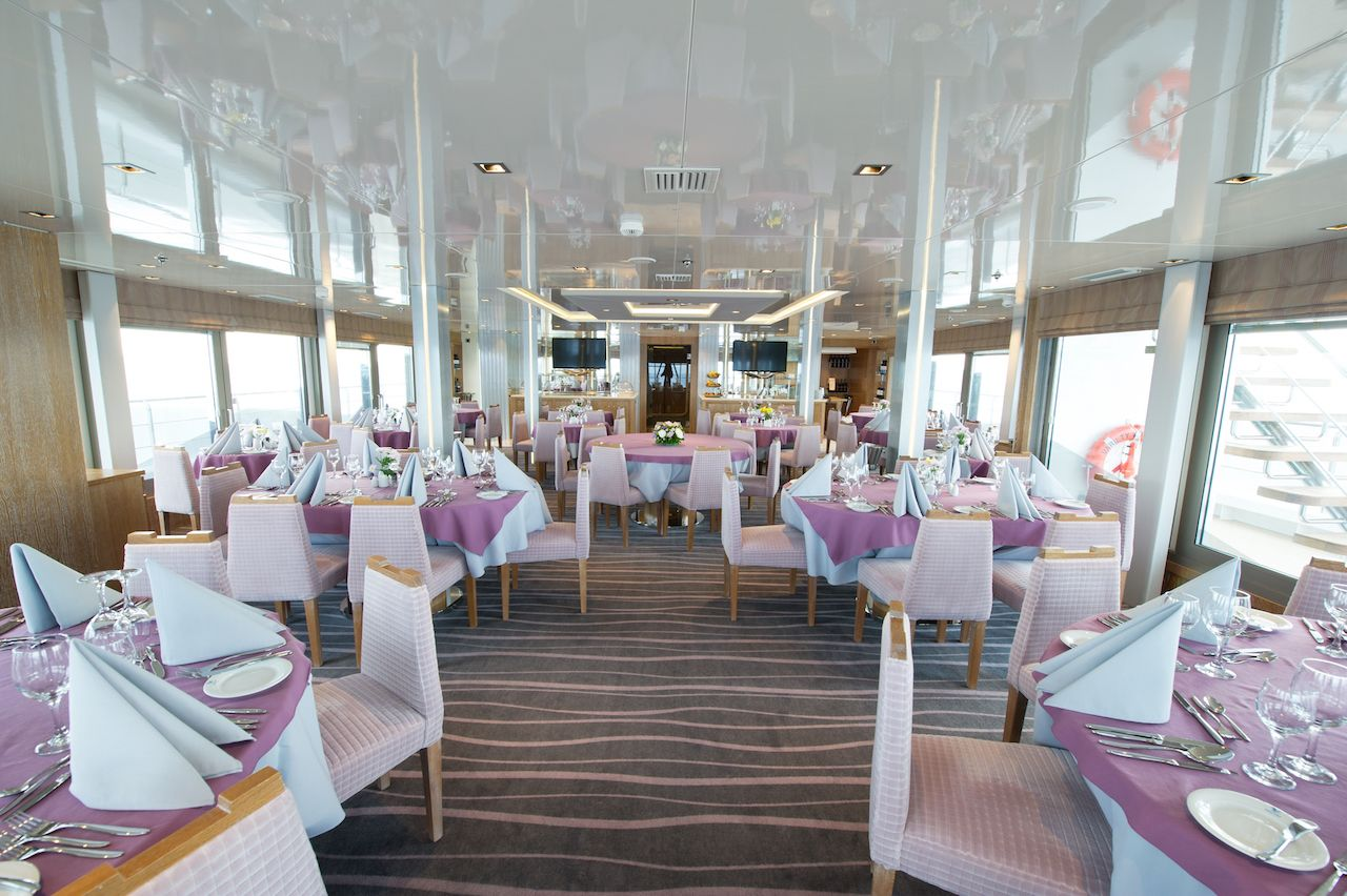 Voyager Dining Room