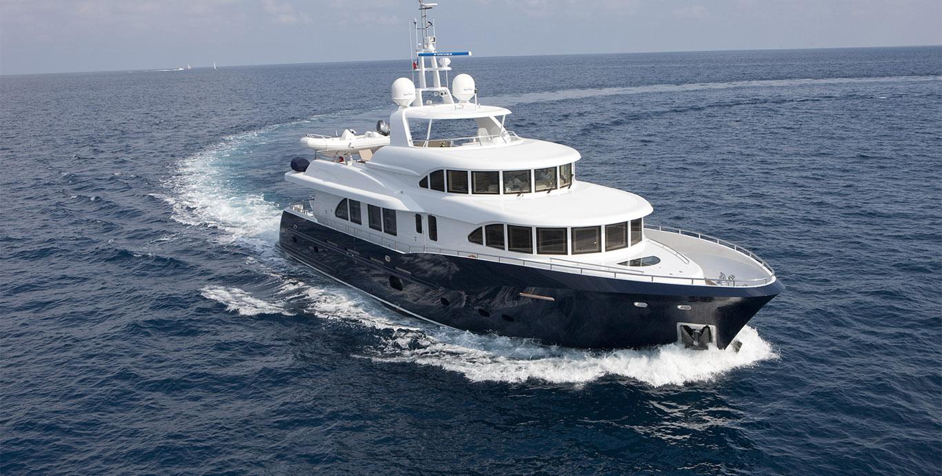 Yacht BELLE ISLE - Main