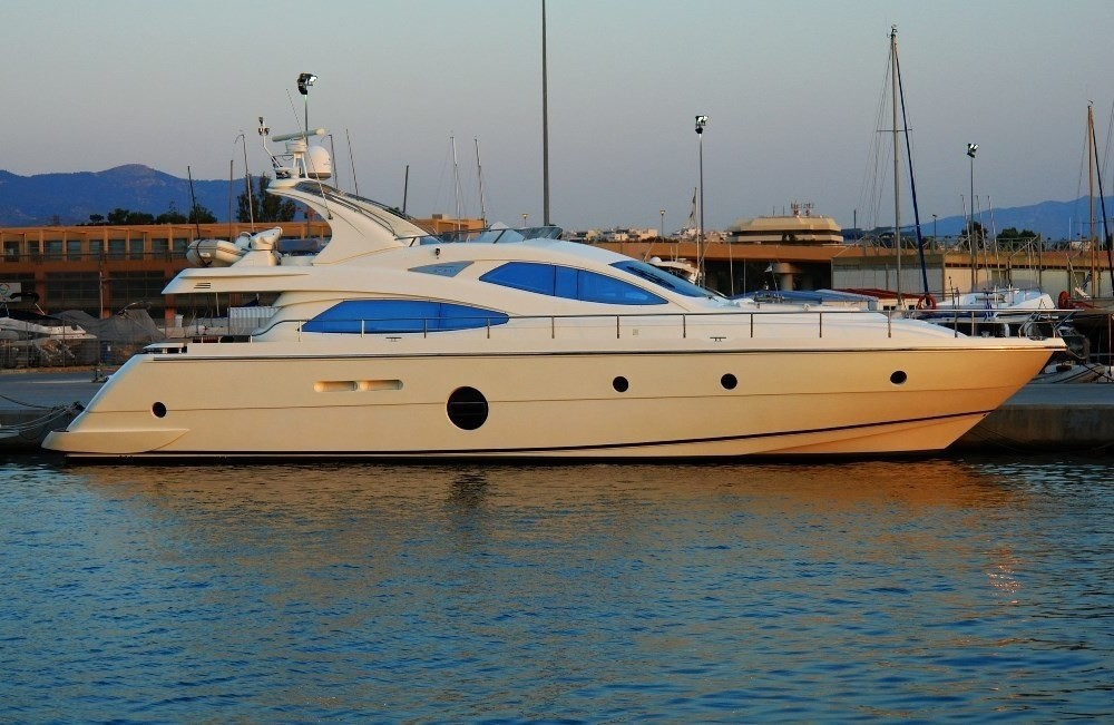 The 20m Yacht LUCIGNOLO