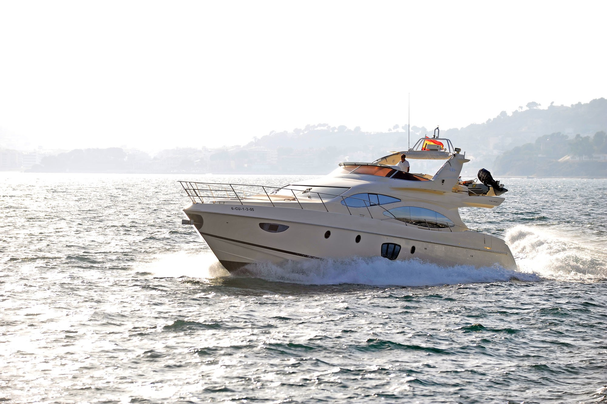 The 21m Yacht AZUCENA MARE