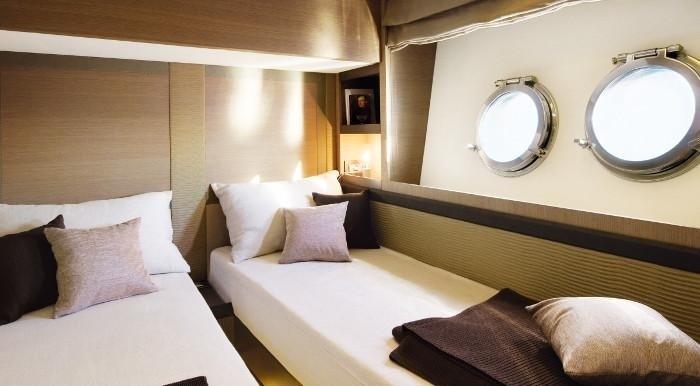 The 21m Yacht ESMERALDA OF LONDON