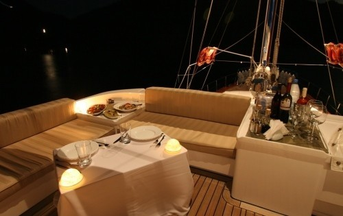 The 21m Yacht SERENITY 70