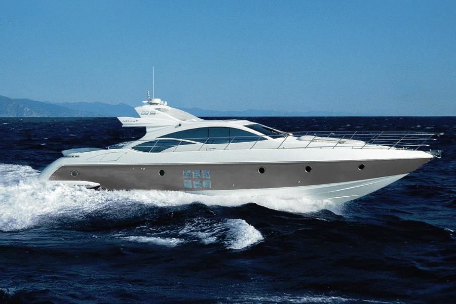 The 21m Yacht SQP