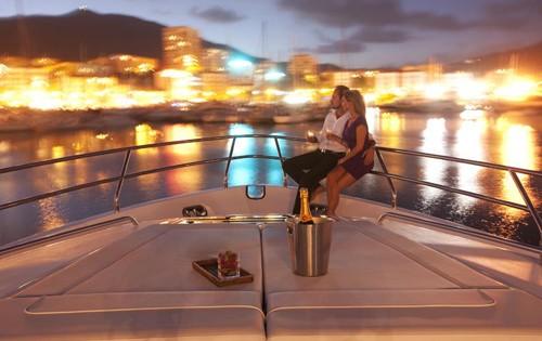 The 22m Yacht PANTHERA COVE