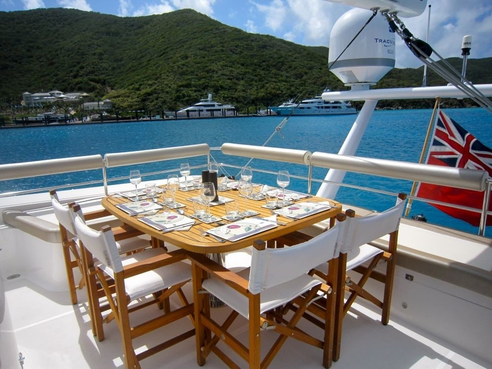Life Aboard Yacht CATTITUDE