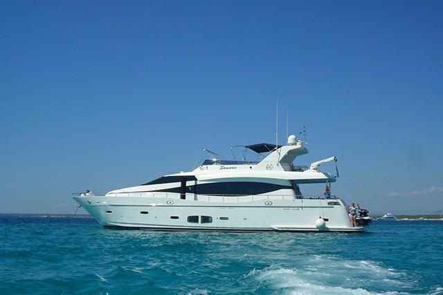 The 23m Yacht SAMARIC