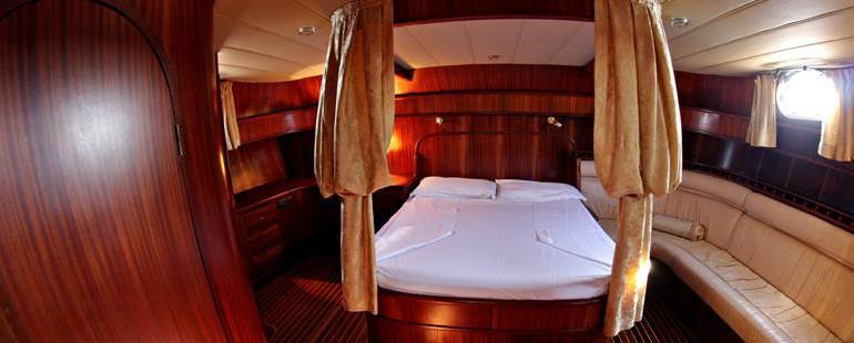 The 24m Yacht REX SICILIAE I