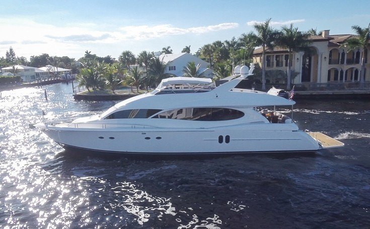 The 24m Yacht SWEETWATER