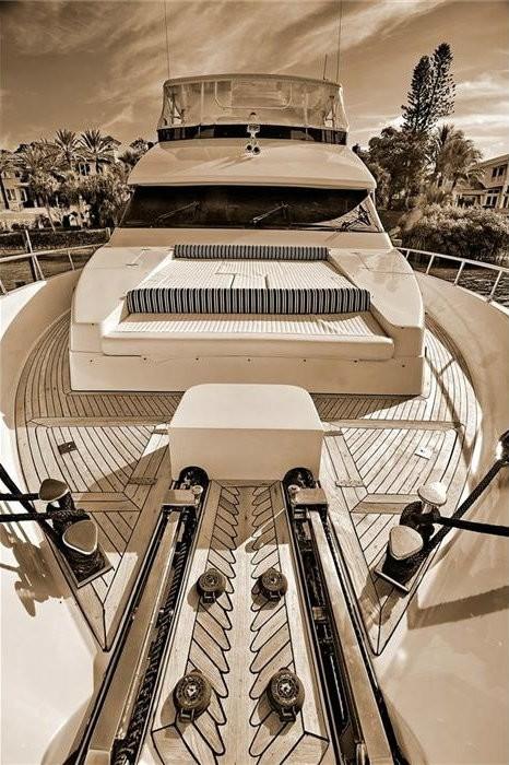 The 25m Yacht ACQUAVIVA