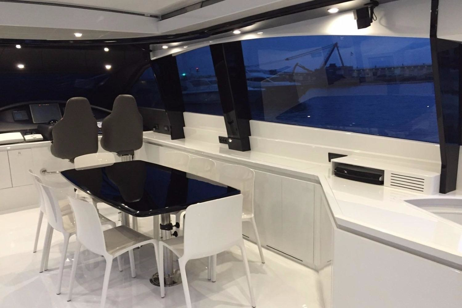 The 25m Yacht FORZA 8
