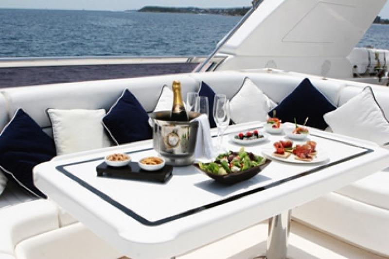 The 25m Yacht VOGUE