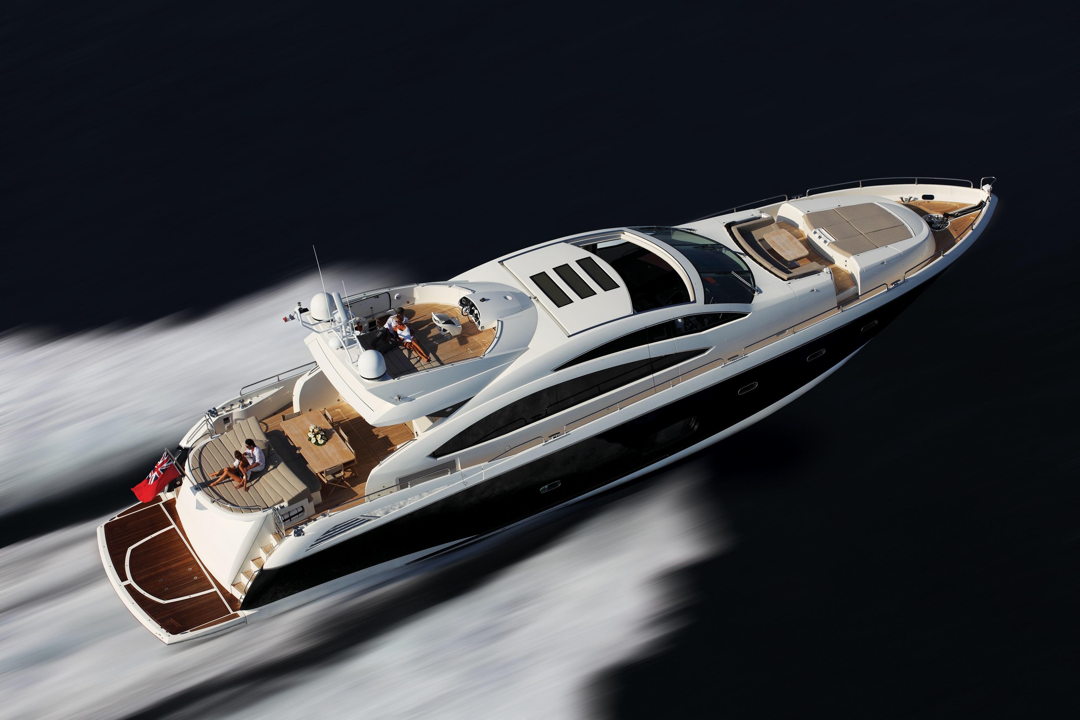 The 26m Yacht ALVIUM