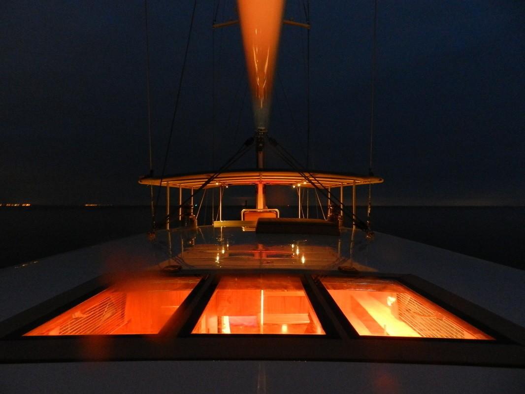 Life On Board Yacht DOMICIL
