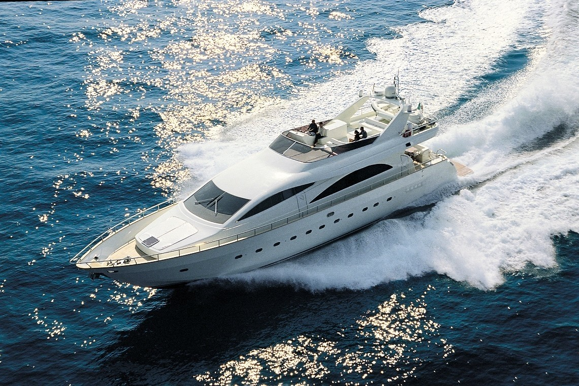 The 26m Yacht JAUNI