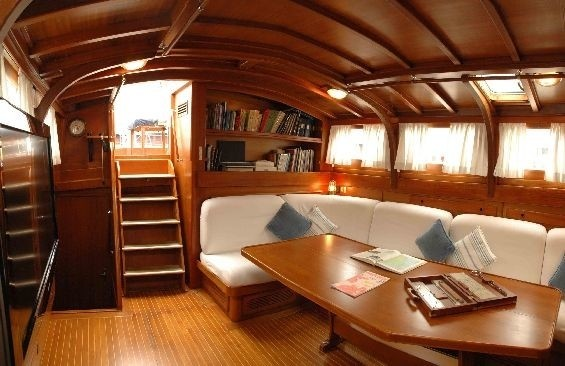 The 26m Yacht LADY SAIL