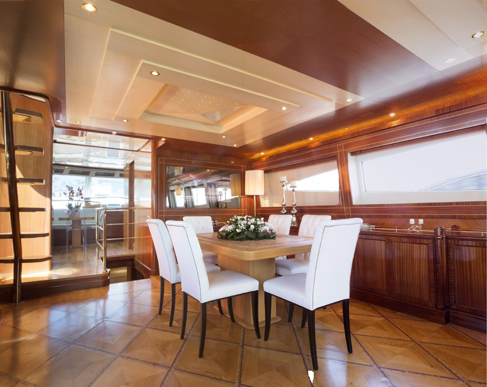 The 26m Yacht MALO