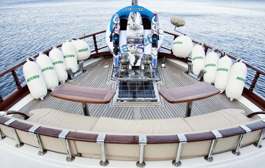 The 26m Yacht MIKADO