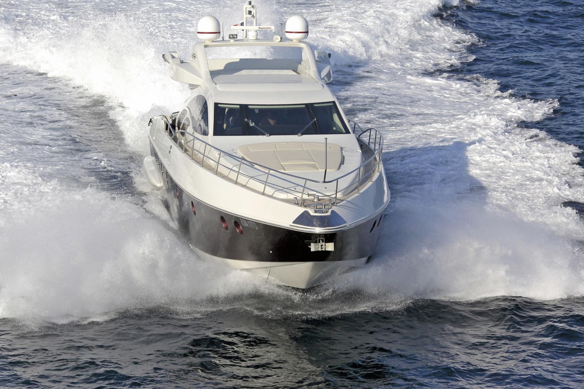 The 26m Yacht MR LOUIS