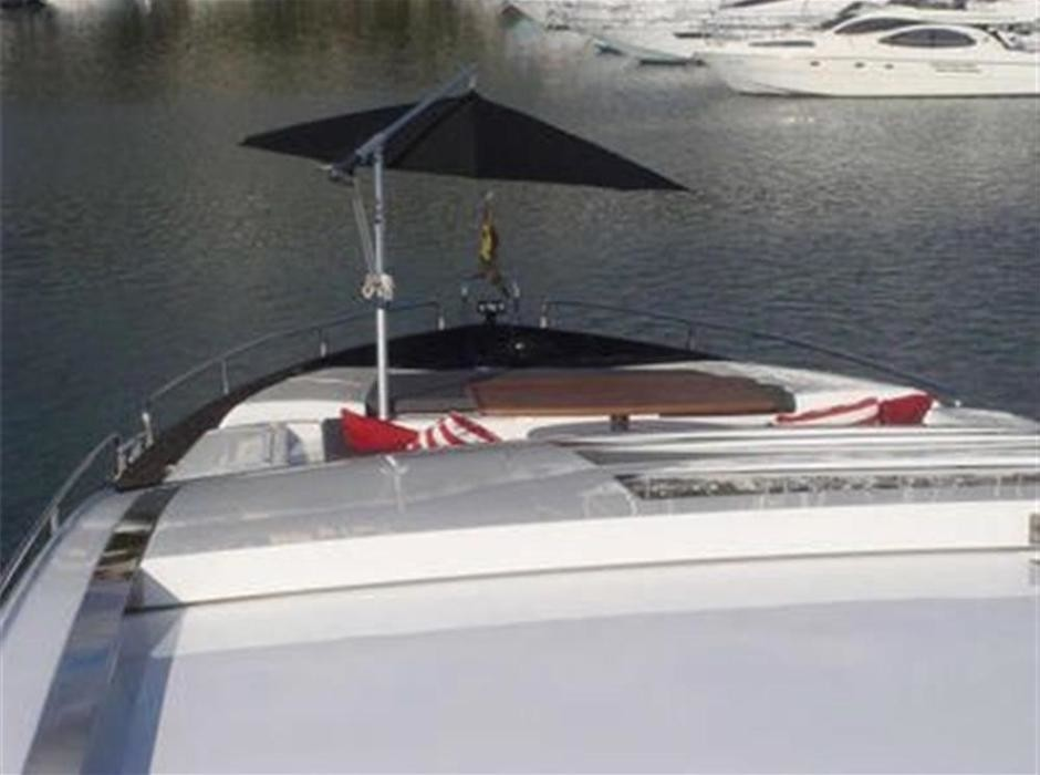 The 26m Yacht SKYFALL