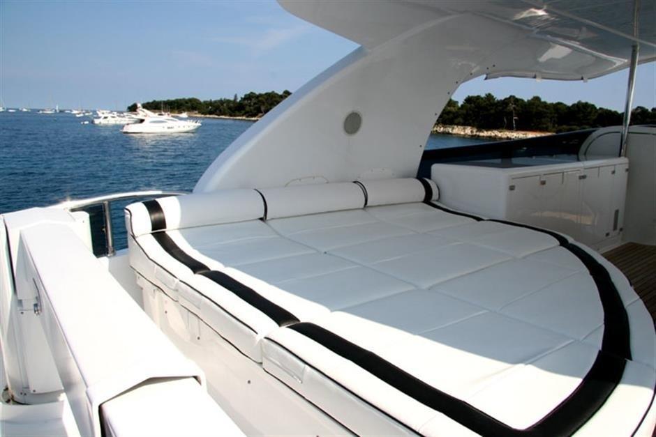 The 26m Yacht TEMPTATION DELTA