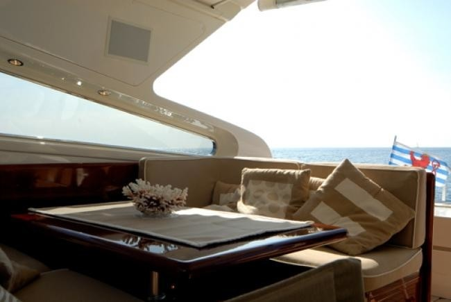 The 27m Yacht GREMAT