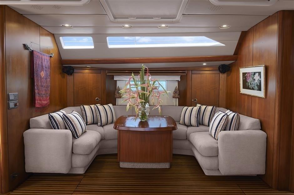 The 27m Yacht LETIZIA