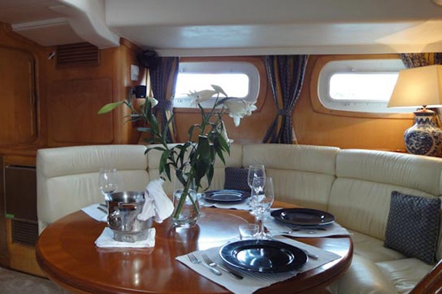 The 27m Yacht ORION