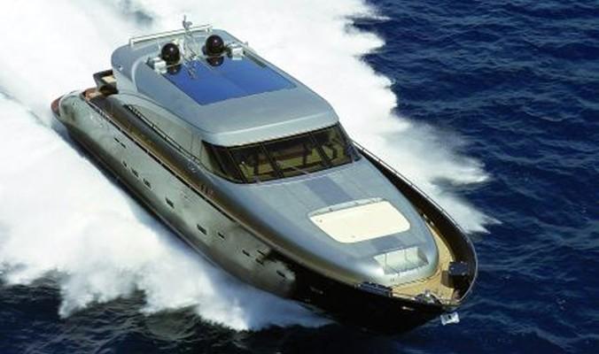 The 28m Yacht GEORGE P