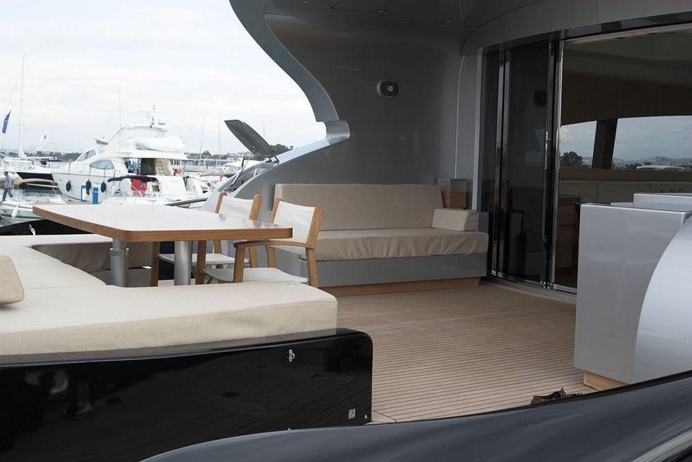 Life On Yacht GEORGE P