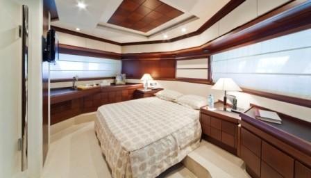 VIP Cabin Aboard Yacht ANDREIKA