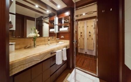 Bath On Yacht ANDREIKA