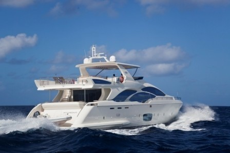 Cruising On Board Yacht ANDREIKA