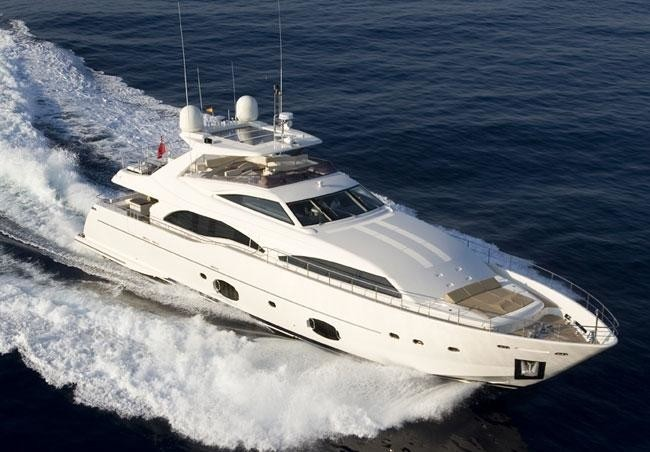The 29m Yacht ANNE MARIE