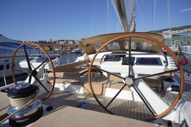 The 29m Yacht DHARMA