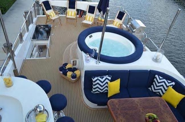 The 29m Yacht OSSUM DREAM