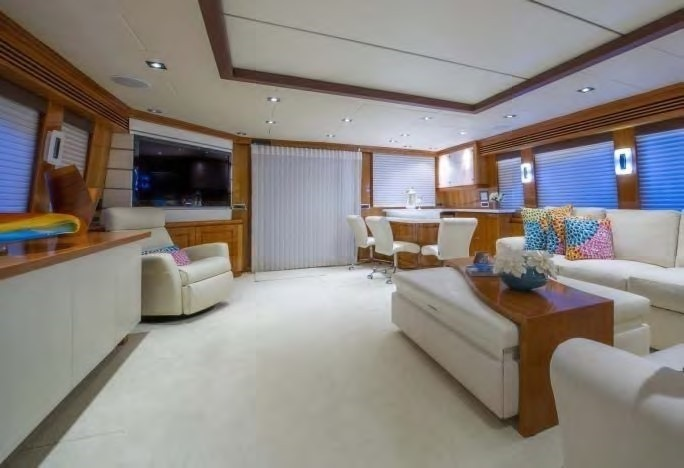 The 29m Yacht OSSUM DREAM