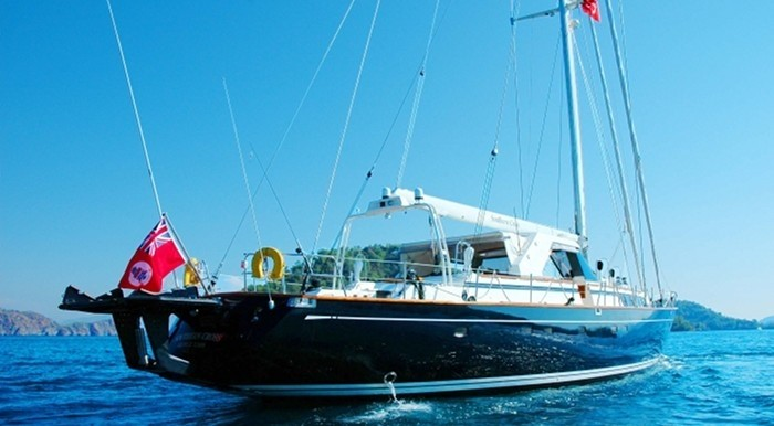 The 29m Yacht SOUTHERN CROSS