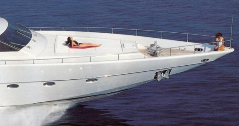 Life On Yacht WISH