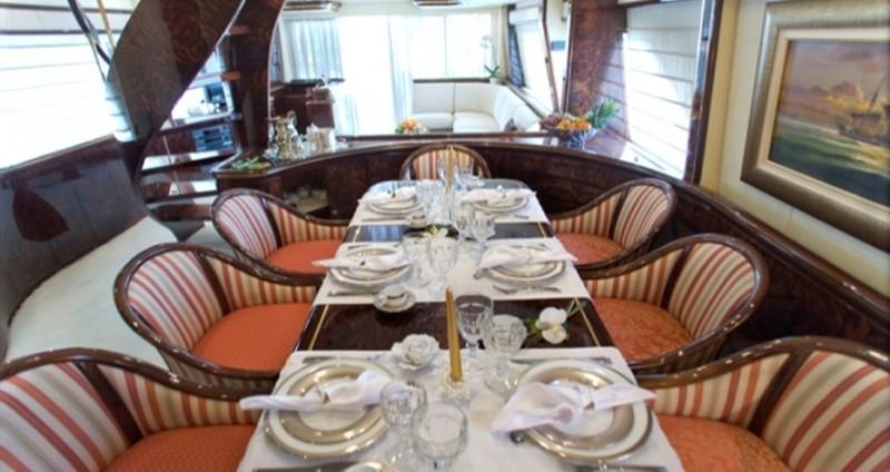 The 29m Yacht WISH